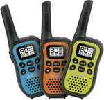 Uniden UH45 80 Channel UHF Handheld Radio 3 Pack $48.45 (C&C / Delivery / Free Delivery eBay Plus) @ The Good Guys eBay