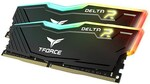 Team T-Force Delta RGB 16GB (2x 8GB) DDR4 3200MHz Memory $89 + Delivery (Free Pick-Up) @ MWave