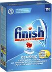 Finish Classic Dishwasher Tablets 110 $12.99 ($0.118 Each) @ Chemist Warehouse