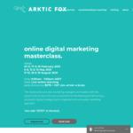 Digital Marketing Masterclass - 30% off (4 Half Days) - Online & Live