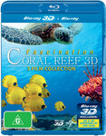 Coral Reef 3 Movie Collection 3D Blu-Ray $10 + $1.97 Shipping @ KICKS