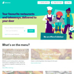 Unlimited Free Delivery for 3 Weeks ($10 Min Spend, Some Restaurants Excluded, Selected Suburbs) @ Deliveroo