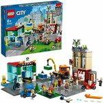LEGO City Town Centre 60292 $99 ($79 with $20 Little Birdie Voucher) Delivered @ Amazon AU