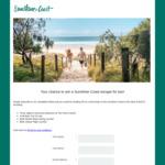 Win a Sunshine Coast Getaway for 2 Worth $1,870 from Visit Sunshine Coast