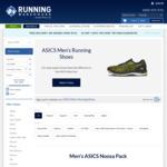 25% off ASICS @ Running Warehouse