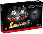 LEGO 43179 Mickey & Mouse $179, LEGO Art 31202 Disney $99 (OOS) + More @ Amazon AU