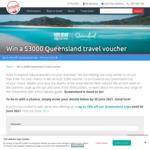 Win a $3,000 Queensland Travel Voucher from Intrepid