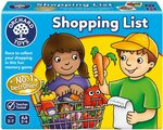 Orchard Toys Shopping List Game/Sleepy Sloths/Match & Spell $16 Ea, Crazy Chefs $12 + Delivery ($0 Prime/ $39 Spend) @ Amazon AU