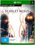 [PS4, PS5, XB1, XSX] Scarlet Nexus (Free PS4 to PS5 Upgrade) $68 Delivered @ Swapware Games via Amazon AU