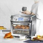 Kitchen Couture 24 Litre Digital Air Fryer $124.99 Shipped @ SaveTen