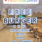 [VIC] Free Burgers (100 Available) from 5pm to 7pm Thursday 8/7 @ Mad Patties Mooroolbark