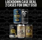 2 Cases of Craft Beer for $150 + Delivery ($0 to Select Melbourne Metro Area) @ Bad Shepherd Brewing Co