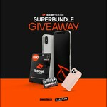 Win a Refurbished iPhone X, $300 Boost Recharge, Casetify Phone Case, $100 General Pants Voucher from Boost