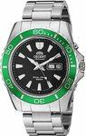 Orient Mako XL Green/Black Automatic Watch $158 Delivered @ Amazon AU