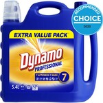 Dynamo Liquid Laundry Detergent 5.4L for $22 + Delivery (Free Delivery with $65 Spend) @ Big W (Online Only)
