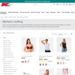 Kmart Clothing Clearance - from $0.50 (Free C&C /+ Delivery) @ Kmart