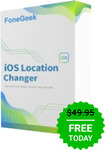 [PC] Free - FoneGeek iOS Location Changer (Was $49.99) - Lifetime Licence @ Giveaway of The Day