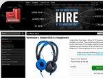 Sennheiser x Adidas HD 25 DJ Headphones @ Dj Warehouse - $150