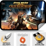 Star Wars: The Old Republic (CD Key) Digital Download Version Only $26AUD