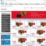 Dell 3 Day Sale is Back! UltraSharp U2412M $279, U2711 $674, etc