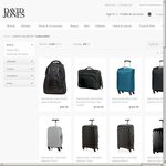 David Jones Samsonite Clearance/Sale - Samsonite Duffle Bag $38.96 (Save $20.99) +More