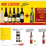 Wine Deals *** Red Pack: 3 Great Red Wines X 4 for $39.99 + Shipping ***