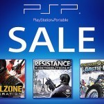 PSP Game Sale $5.85 (God of War, Kill Zone, Resistance and More)