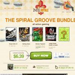 [PC] IndieRoyale The Spiral Groove Bundle - Pay What You Want