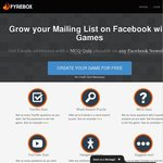 Grow Your Mailing List on Facebook with Fyrebox - Pro+ Plan 50% ($14.5/Month Instead of $29)