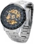 DAYBIRD Stainless Steel Skeleton Mechanical Waterproof Watch US $11 Tmart.ru