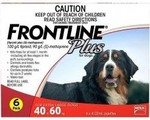Frontline XL Dogs 12 Pack $89.95 + $7.5 Flat Rate Delivery @ Jumbo Pets