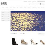 Jimmy Choo Shoes - up to 50% off @ David Jones