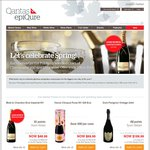 Qantas epiQure: 10% Off Purchases (Wines & Events) => Up to 34-36% off Champagne & Wine
