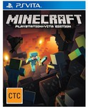 Minecraft for Vita $29 [Free Shipping] @ Kogan