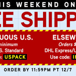 ThinkGeek - Free Int'l Shipping on Orders over US $150 (Ends Sunday US Pacific Time)
