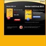 $0 Norton AntiVirus 6-Month Licence (New Customers)