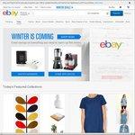 eBay - 10% off Tech Products (US $200 Minimum Spend & US $50 Maximum Discount)