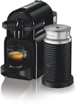 Nespresso Inissia Coffee Machine at Good Guys (Black Colour) $198, RRP $249