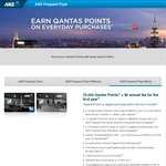 75,000 Qantas Points + $0 Annual Fee for The First Year - ANZ Black Frequent Flyer Credit Card