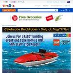 Free Lego Make and Take @ Toys'R'Us