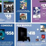 PS4 500GB w/ Uncharted Collection or Infinity 3.0 $418, Halo 5 $68, A/Creed Syndicate $68 @ Target