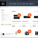 Dynaudio Speaker Clearance Sale - 50% to 60% off @ Rio Sound and Vision. Free Shipping