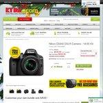 Nikon D3300 Single Lens 18-55mm VR-II $438.85 (After $100 Nikon Cash Back) + $10 Delivery @ Ryda