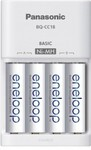 Eneloop Overnight Charger + 4x AA $18.76, Eneloop Quick Battery Charger + 4x AA $31.70 @ Dick Smith