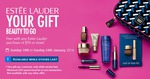 Estee Lauder Gift with Purchase (Valued at $160) for Orders over $70 at Kiana Beauty - Jan 2016