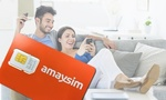 2 or 3 Months Amaysim UNLIMITED with 1GB or 5GB Data from $10/Month @ Groupon