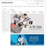 Beauty Gifts with Purchase at David Jones: Estee Lauder, L'Occitane, SKII, Laura Mercier, Natio, Ella Bache