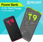 Genuine Teclast T9 10000mAh Power Bank Battery Charger (AU-STOCK) $20.99 Delivered @ Casefactory