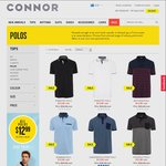The Perfect Polo T-Shirts for $12.99 (Usualy $29.99) - Connor Clothing + Free C&C
