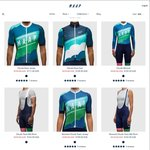 Up to 40% off a wide range of Maap Cycling Attire